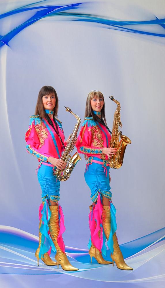 Саксофон-Шоу в Самаре