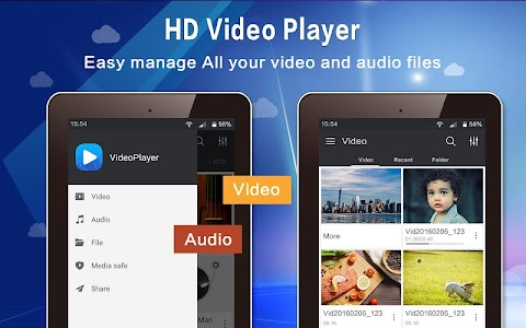 HD Video Player - Media Player screenshot 9