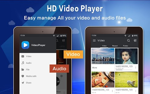 HD Video Player - Media Player- screenshot thumbnail