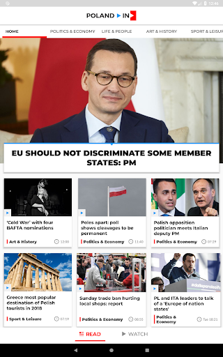 Poland In screenshot 3