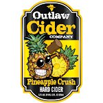 Outlaw Cider Company Pineapple Crush Hard Cider