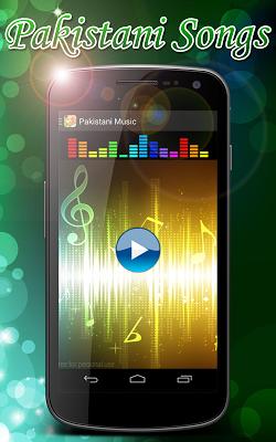 Pakistani song - screenshot