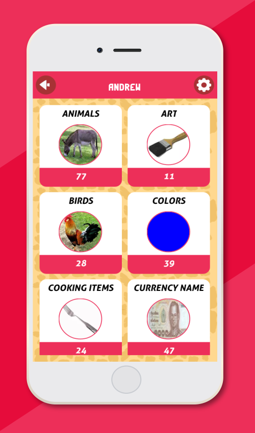 Learn English Vocabulary Words Offline Free- screenshot