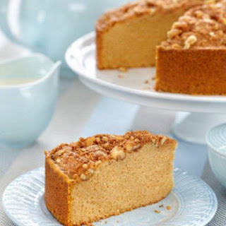 Chocolate Walnut Cake Coffee Recipes
