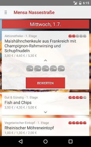 玩免費生活APP|下載Mensa Krems Uni Donau app不用錢|硬是要APP