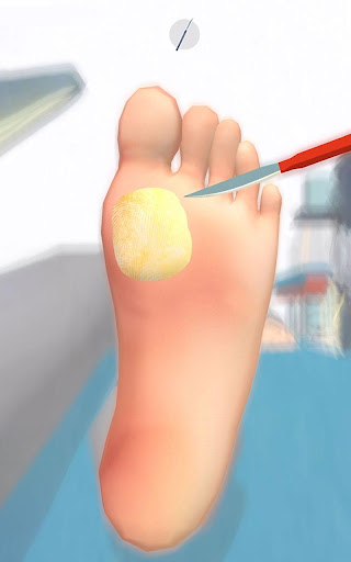 Foot Clinic - ASMR Feet Care 1.1.2 screenshots 1