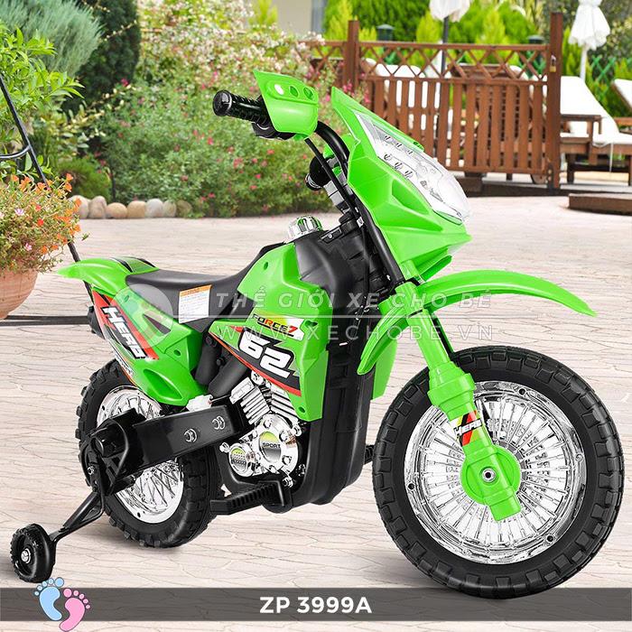 Xe mô tô điện địa hình 2 bánh ZP3999A 3