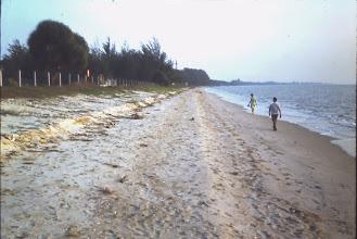 Photo: Beach at Butterworth.