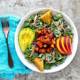 Vegan Ranch Salad Dressing.