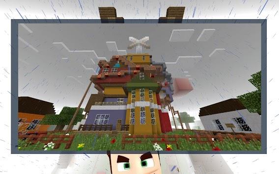 Unduh Hello Neighbor - Map For Mcpe Oleh Mapers Mcworld Apk