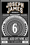 Logo of Joseph James 6th Anniversary Barrel-Aged Rye Wine
