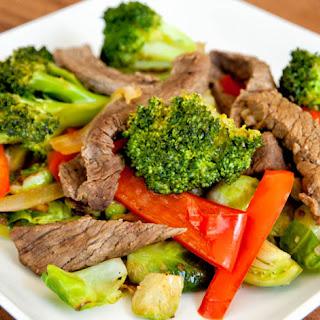 Beef and Broccoli Stir-FryRecipe