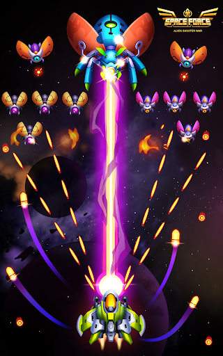 Space Force: Alien Shooter War 0.1.25 screenshots 12