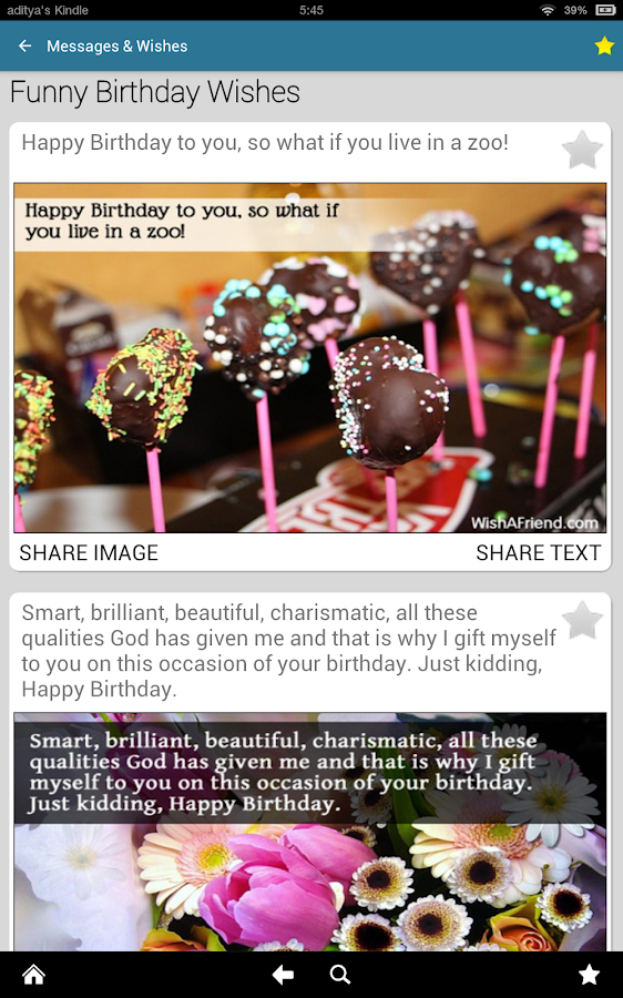 Messages Wishes SMS Collection - Images & Statuses- screenshot