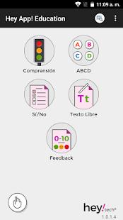 Hey! U App - náhled