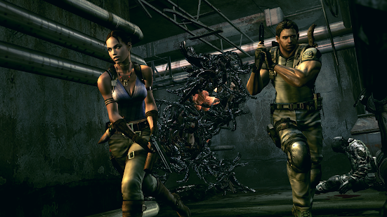 Resident Evil 5 for SHIELD TV- screenshot thumbnail