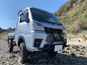 ハイゼットトラック ジャンボ 4x4のカスタム事例画像 sasukehanaさんの2019年04月13日18:46の投稿