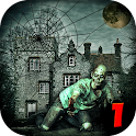 Scary Zombie House Escape icon