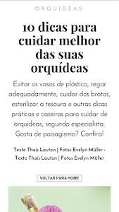Revista Casa e Jardim screenshot 2