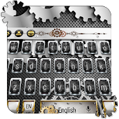 Tech Mechanical Gears keyboard