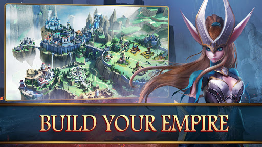 Mobile Royale MMORPG - Build a Strategy for Battle  screenshots 5