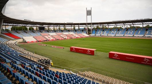 Llegan las obras al estadio: la UD Almería ya tiene licencia municipal