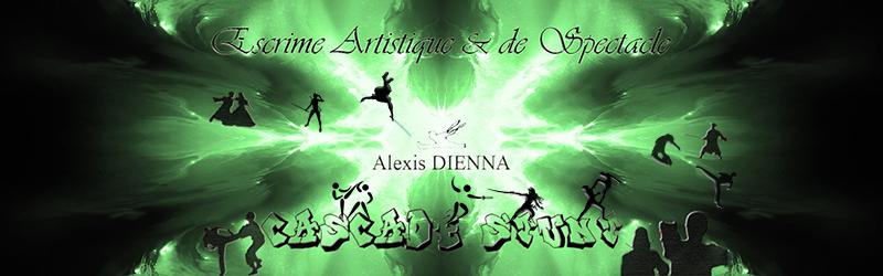 Escrime Cascade – Alexis DIENNA.
