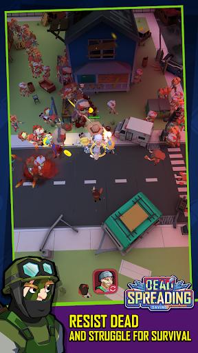 Dead Spreading:Saving 0.0.45 screenshots 1