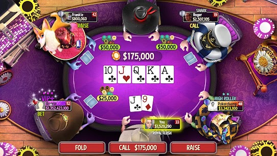 Governor of Poker 3 – Texas Holdem With Friends 6.6.1 Mod APK (Unlimited) 2