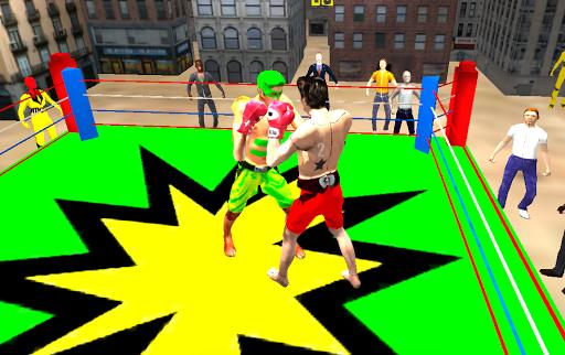 玩體育競技App|ボクシングシティ - ファイトゲームの3D免費|APP試玩