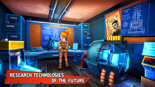 Code Triche Shelter War: Last City in apocalypse APK MOD (Astuce) screenshots 4