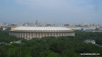 Photo: The new arena in Moscow