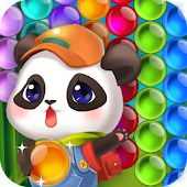panda bubble quest
