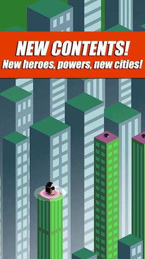 SuperHero Jump