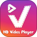 4K HD Video Player : MAX Player icon