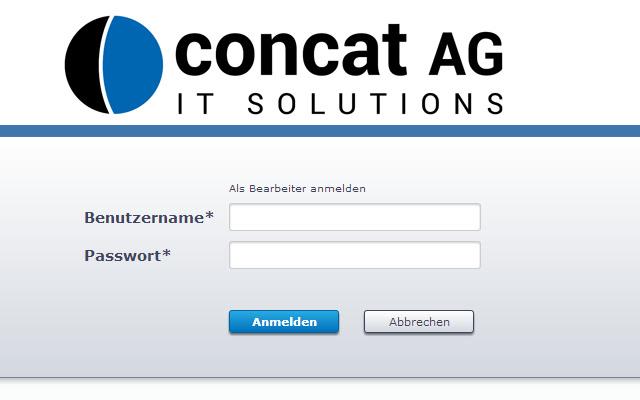 Concat Chrome Extension