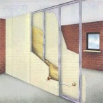 plasterboard partitions