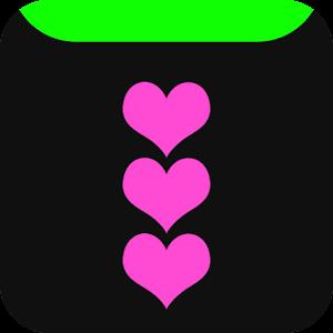 Tải Game ❤️  Hearts Balls vs Blocks ❤️