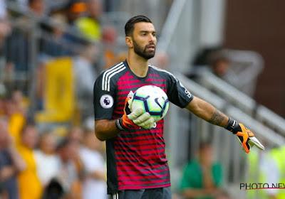 Portugese doelman staat op het punt om de Premier League te verlaten voor de Serie A