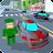 Blocky Hover Car: City Heroes 1.1 Apk