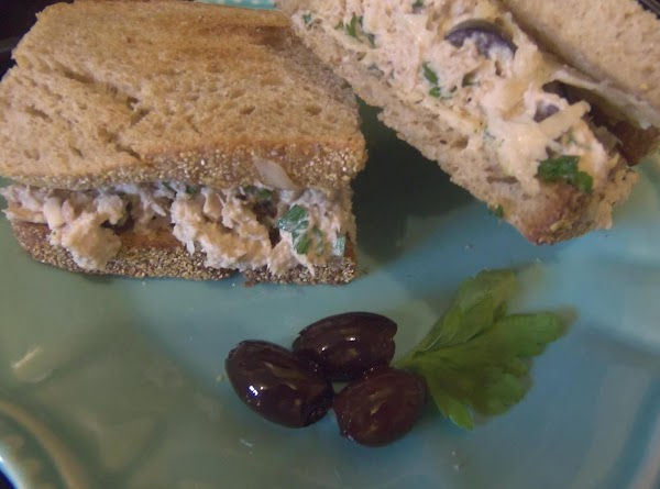Tuna And Olive Sandwich (best Tuna Sammie Ever) Recipe