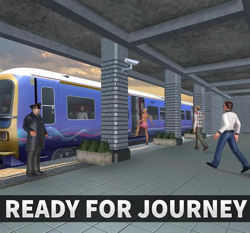 Real Train Driving Simulator: Railway Driver 2019  screenshots 10