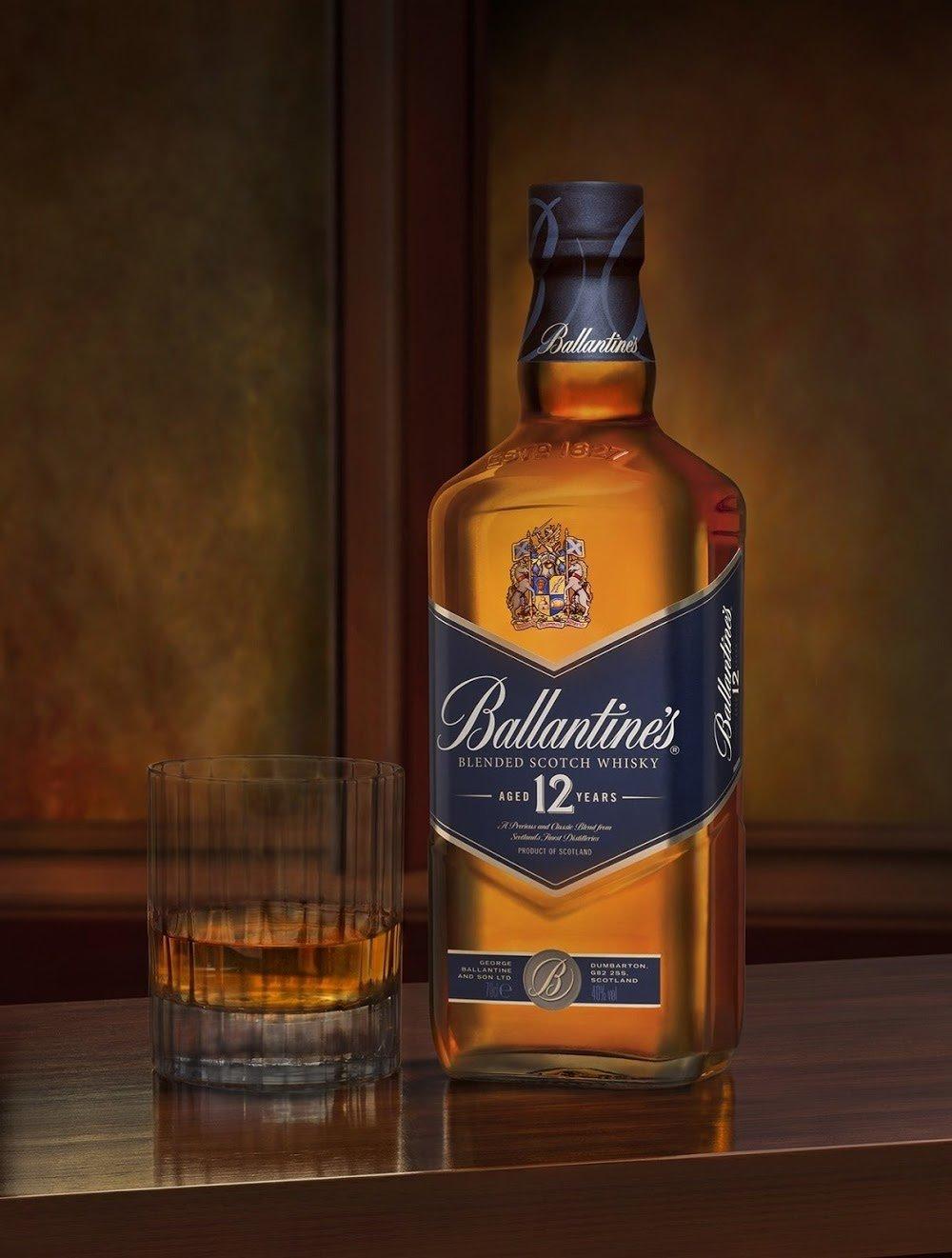 Ballentine's whisky