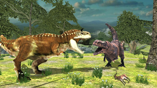 Dinosaur Simulator 3D 2019 screenshot 2