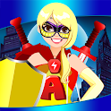 Super Heroes Dress Up Games icon