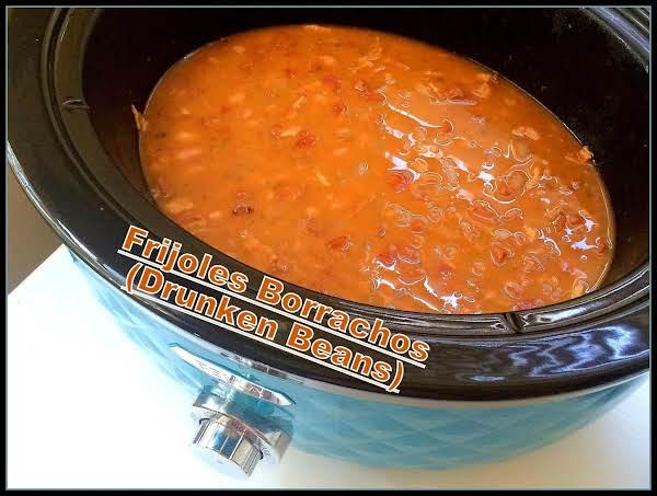 Frijoles Borrachos (drunken Beans) Recipe