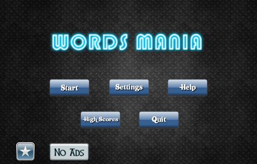 Words Mania Free