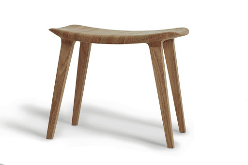 The Flow Stool by Jacques Cronje.