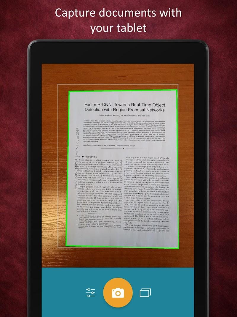 Smart Doc Scanner: Free PDF Scanner App Screenshot 8