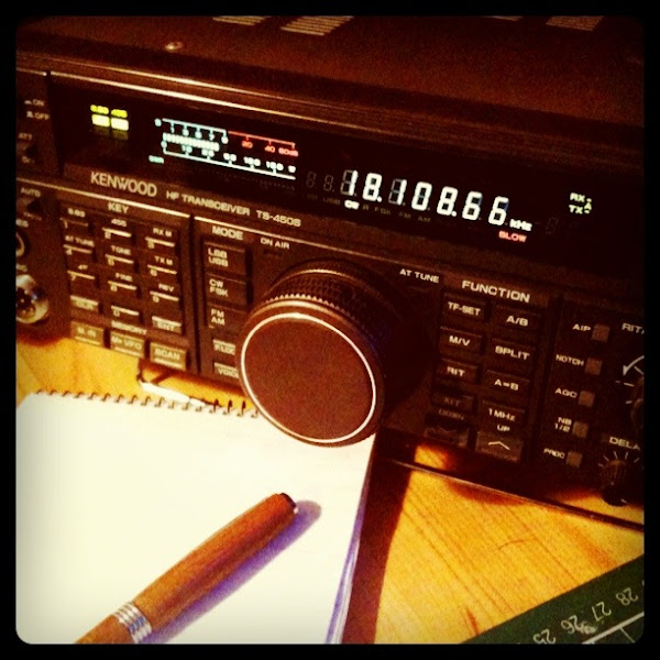 Photo: Kenwood TS-450S